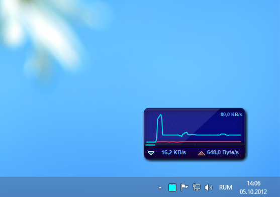 NetBalancer - internet traffic control tool for Windows